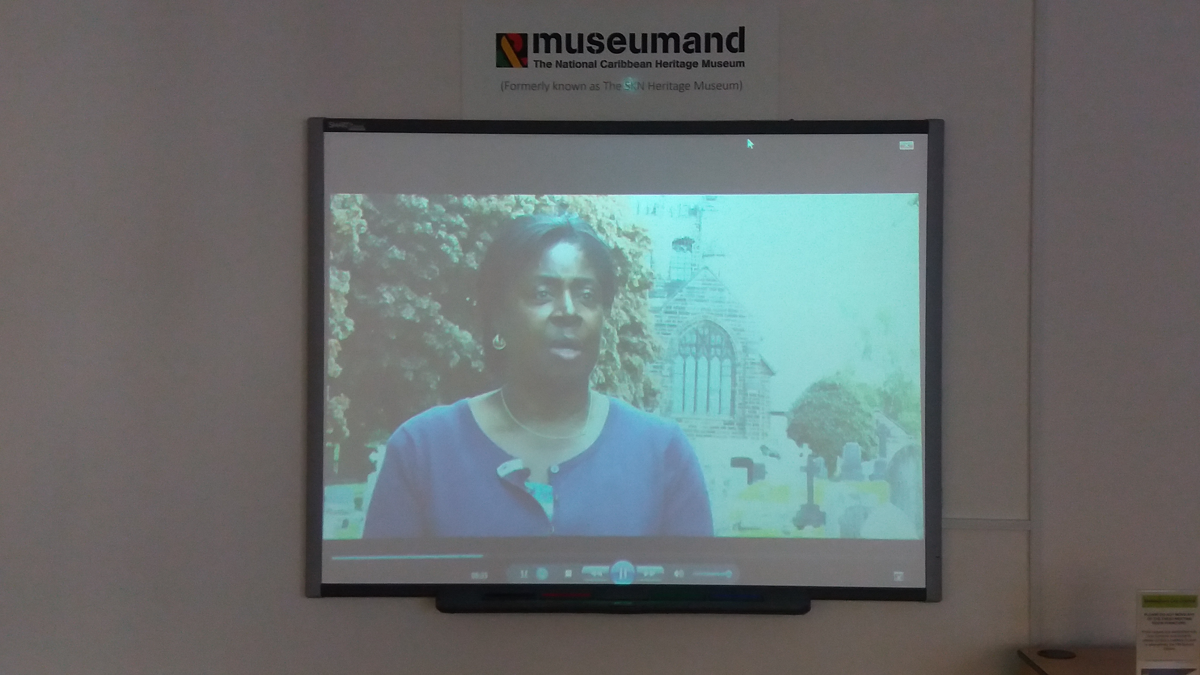 Black History Month 2016 Nottingham Library Nine Nights Exhibition (10)